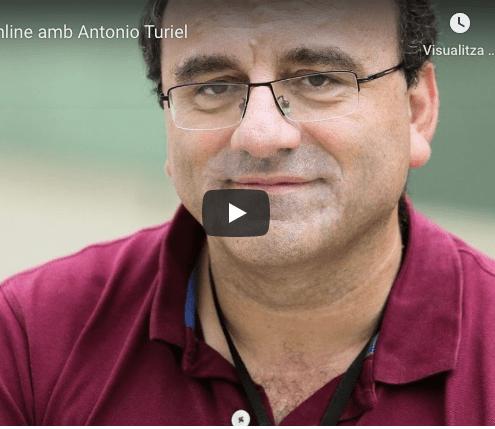 Xerrada amb Dr. Antonio Turiel