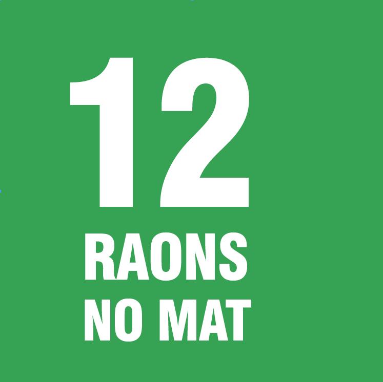RAONS PER DIR NO AL RAMAL DE LA MAT